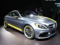 LA Auto Show 2015 - Mercedes Coupe Premiere