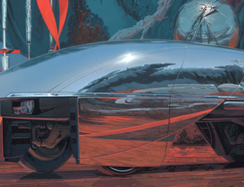 Syd Mead Passes On and Sets the Bar High