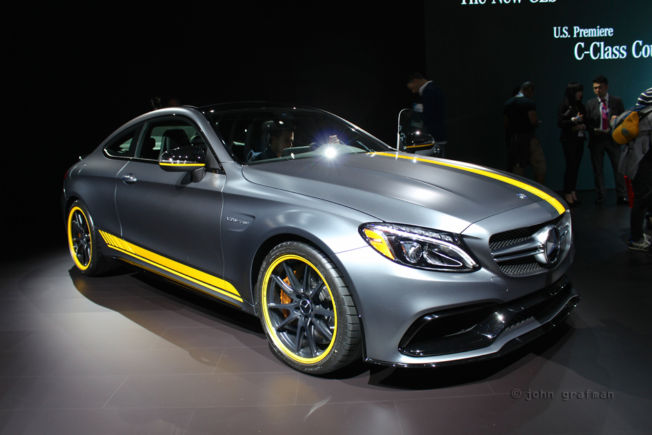 Mercedes Benz C300 Coupe And Amg C63 Coupe Autodesigno