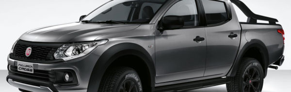 new fiat fullback cross unveiled at geneva motor show. Black Bedroom Furniture Sets. Home Design Ideas