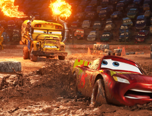 The Eye Of The Storm on Cars 3