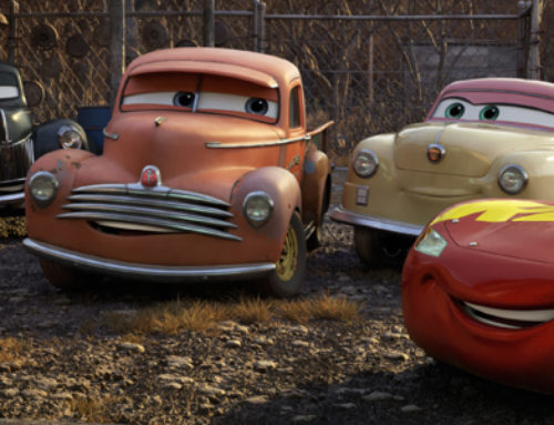 The Inside Track on the Design of CARS 3