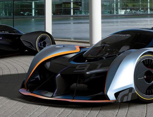 McLaren's Partnership with PlayStation 4's Gran Turismo