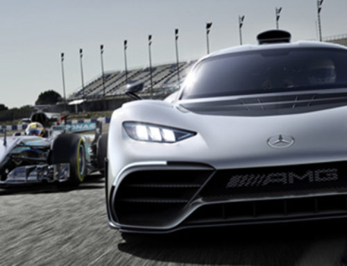 Mercedes-AMG Project ONE, Tomorrow's M-B