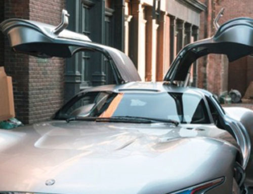 Mercedes-Benz Support Warner Bros' Justice League