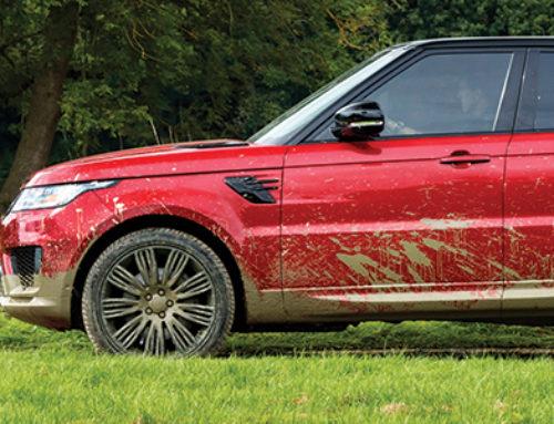 Range Rover Sport Significant Design