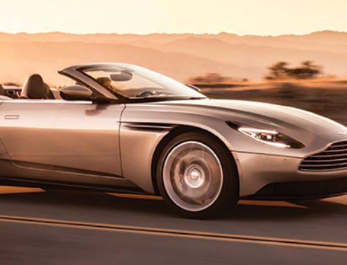 Introduction of DB11 Volante