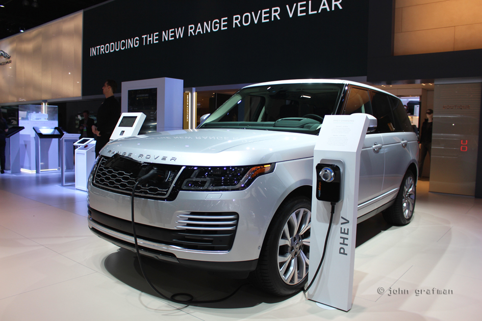 Range Rover Santa Monica >> 2019 Range Rover and Range Rover Sport P400 (PHEV) NA ...