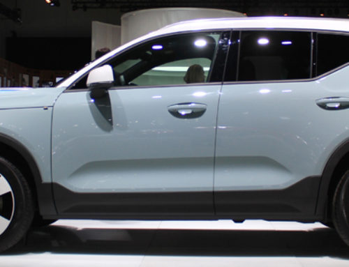 Volvo  XC40 – Making a Bold  Statement