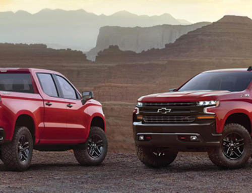 All New 2019 Chevrolet Silverado