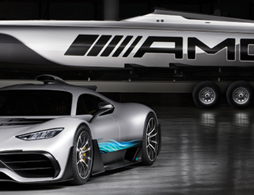Mercedes-AMG and Cigarette Racing Project ONE
