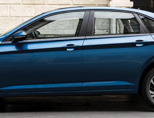 2019 Jeta Redefines Compact Sedan Design