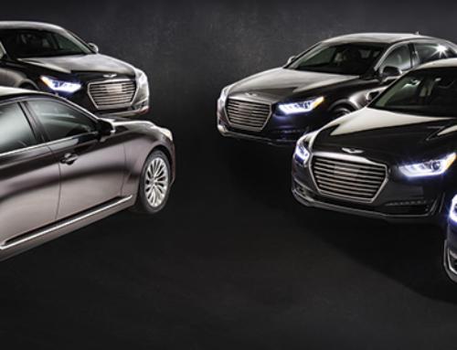 Genesis 10 Special-Edition G90 Sedans