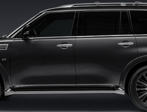 Infiniti Debuts 2019 QX60 and QX80 Limited