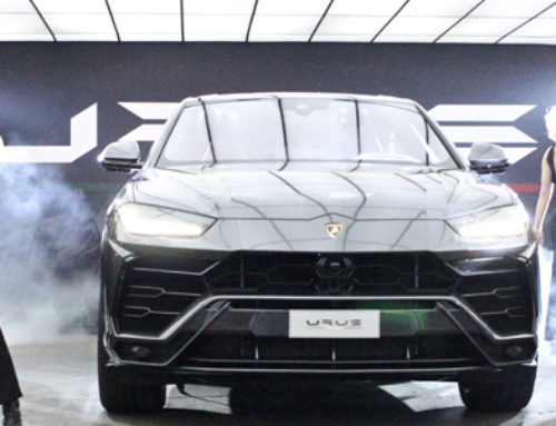 Lamborghini Urus and the Batman Connection