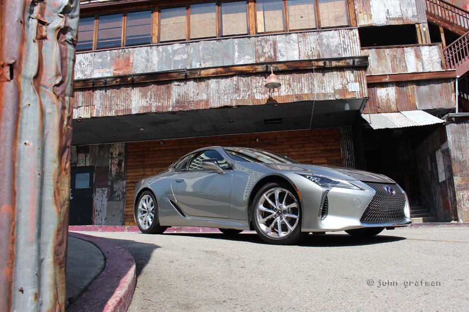 lexus lc 500h house of blues hollywood