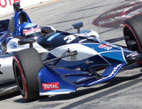 Indy Winner Takuma Sato Knows Design