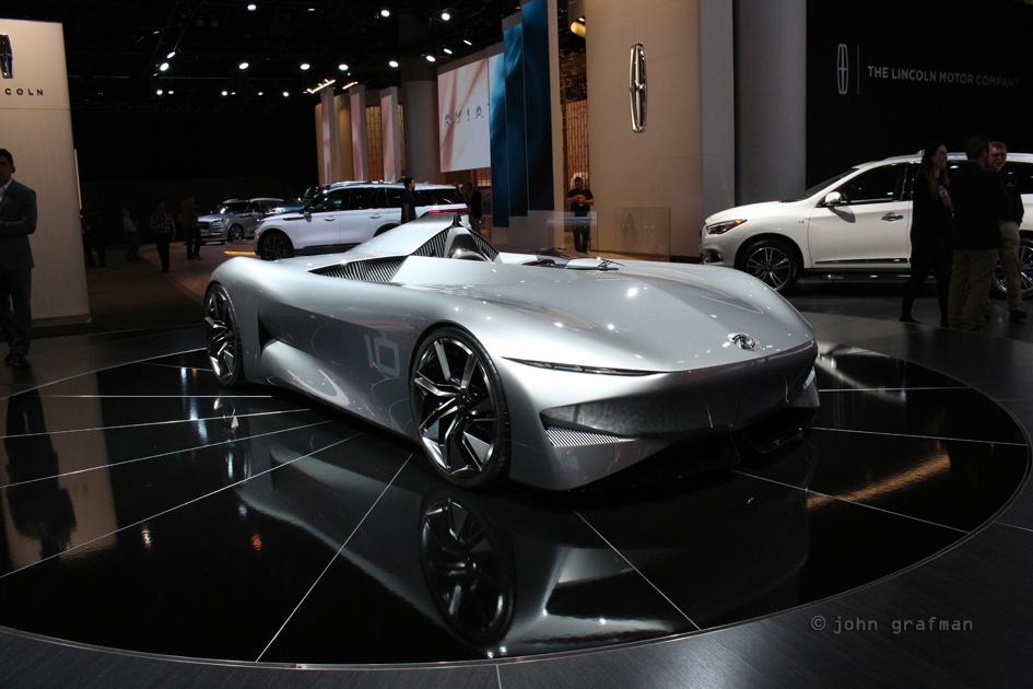 LA Auto Show Infiniti Prototype 10