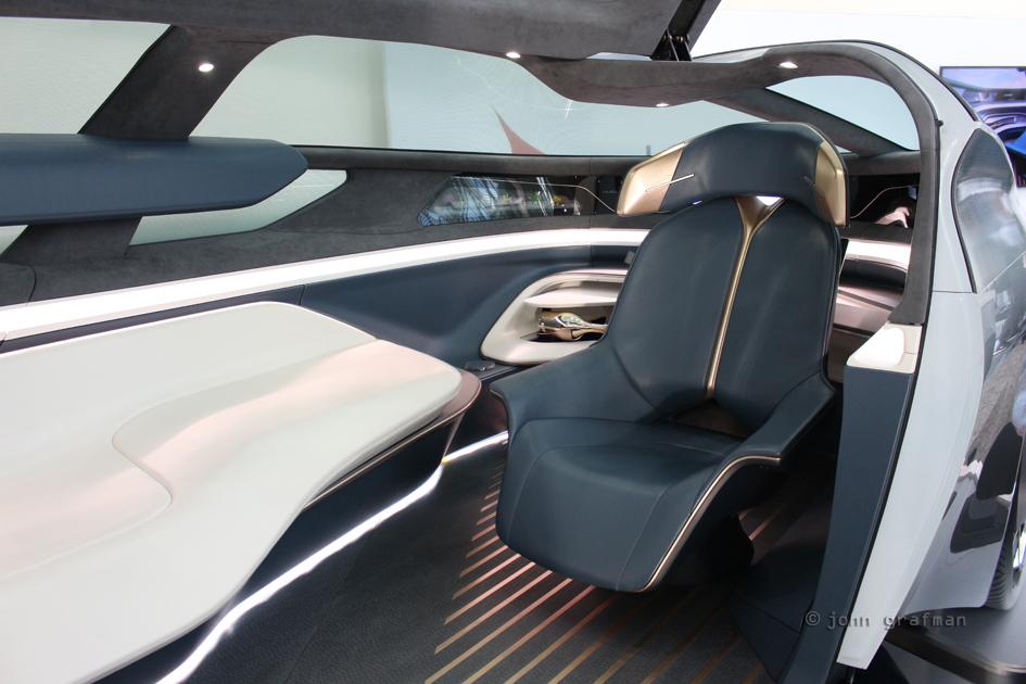 LA Auto Show, Icona Nucleus