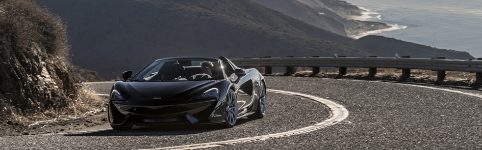 Droptops And Dirt, MPG, McLaren, 570S, Malibu