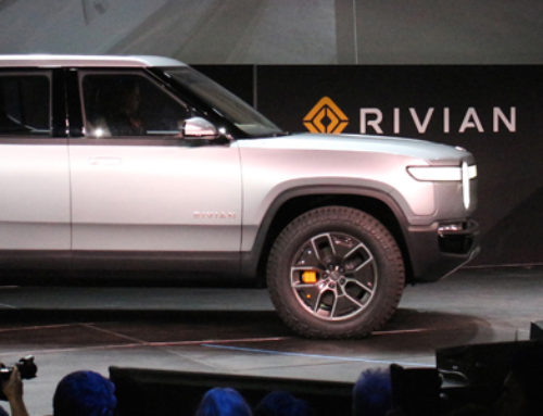 Rivian Plugs-In and Re-Invents Trucks and SUVs