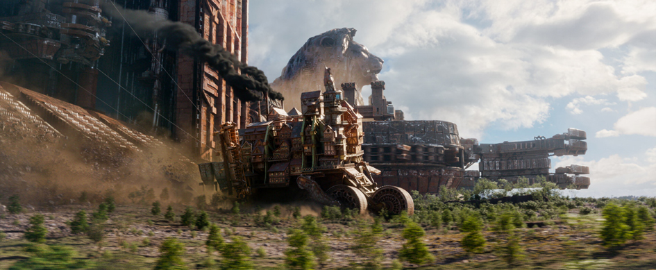 Mortal Engines, AutoDesignO