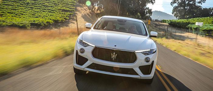 LA Auto Show, Maserati Levante, Ralph Gilles cover