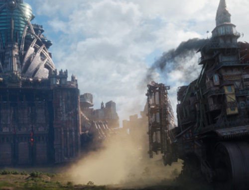 Deadly Mortal Engines Roam the Silver Screen
