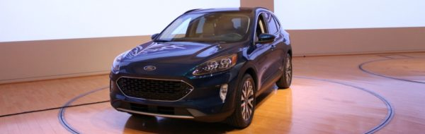 Ford Escape 2020 AutoDesignO