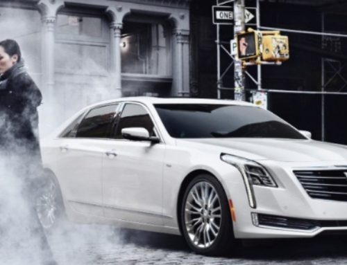 CT6 Shows Cadillac Enjoys a Bigger Canvas