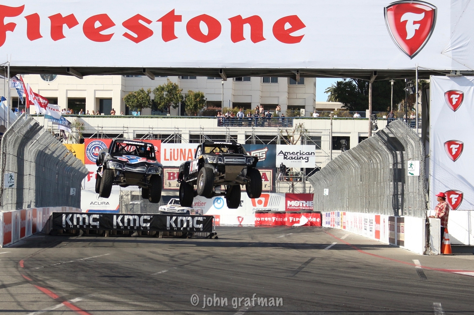 Robby Gordon, SST, Stadium Super Trucks, AGPLB, AutoDesignO, Grafman