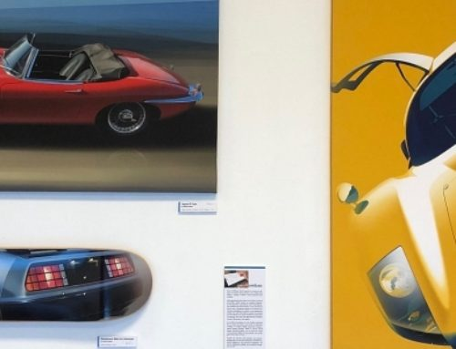 Fireball Gallery Opens at the Murphy Auto Museum
