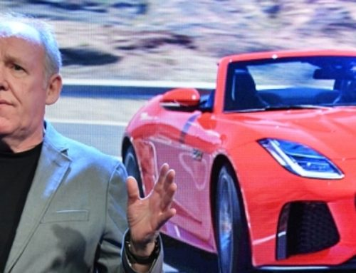 Ian Callum, Director of Design, Retiring from Jaguar
