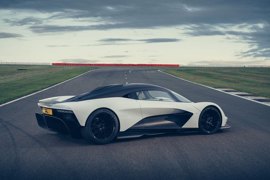 Aston Martin Valhalla Valkyrie