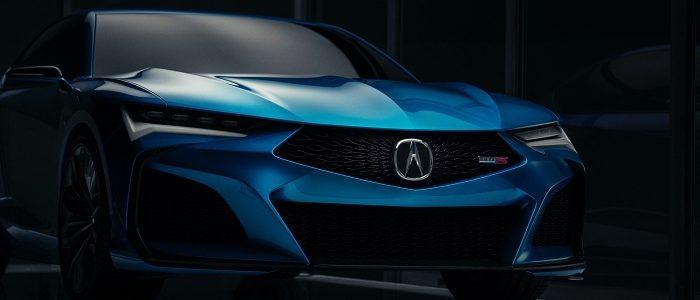 Acura Types S Concept