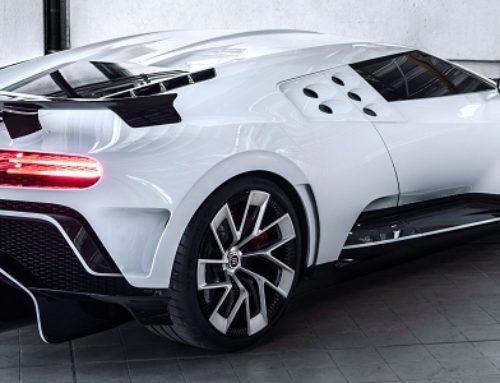 Bugatti Centodieci – Echoing the EB110