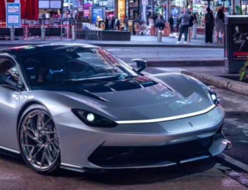 Pininfarina Battista is a Pure-EV Luxury Hypercar