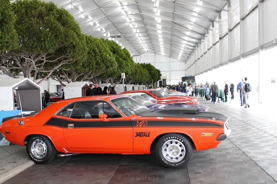 Los Angeles Auto Show 2019 Dodge