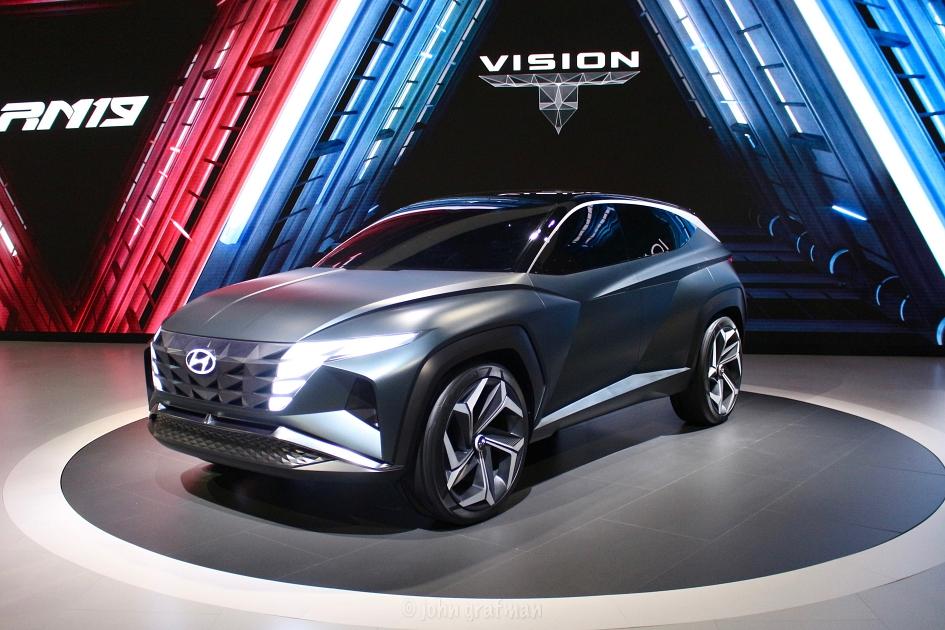 Los Angeles Auto Show 2019 Hyundai