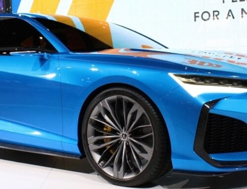 Acura Type S Concept Affirms Brand's Direction