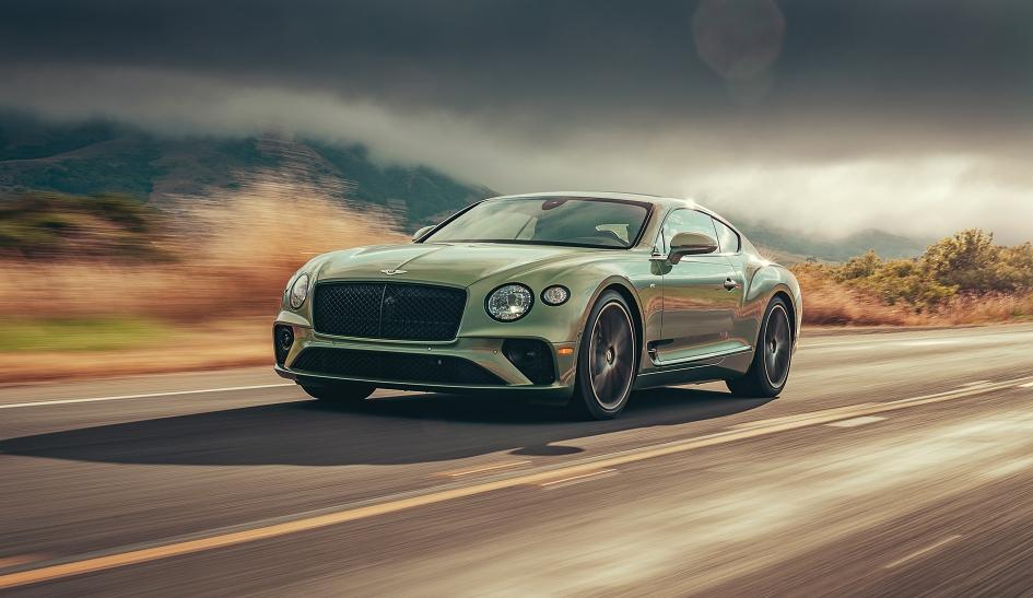 Bentley GT First Edition