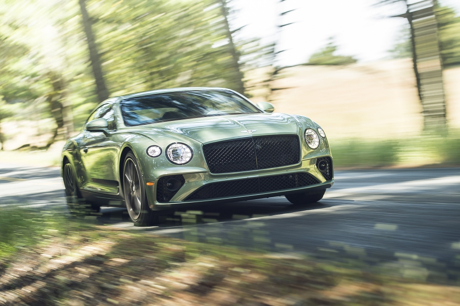 2020 Continental GT