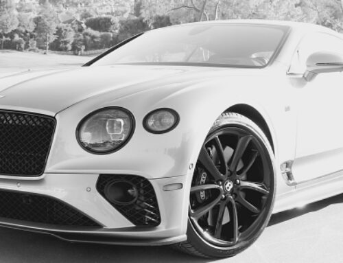 Bentley Continental GT First Edition Meets 007