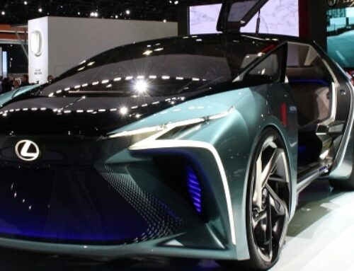 Los Angeles Auto Show Transitions Into Tomorrow