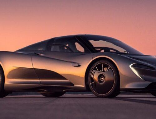 McLaren Speedtail Blends Beauty and Pioneering Tech