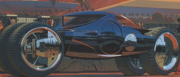Syd Mead Visual Futurist