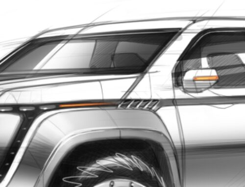 Hydra Design Labs to Debut Endurance EV Pick-Up