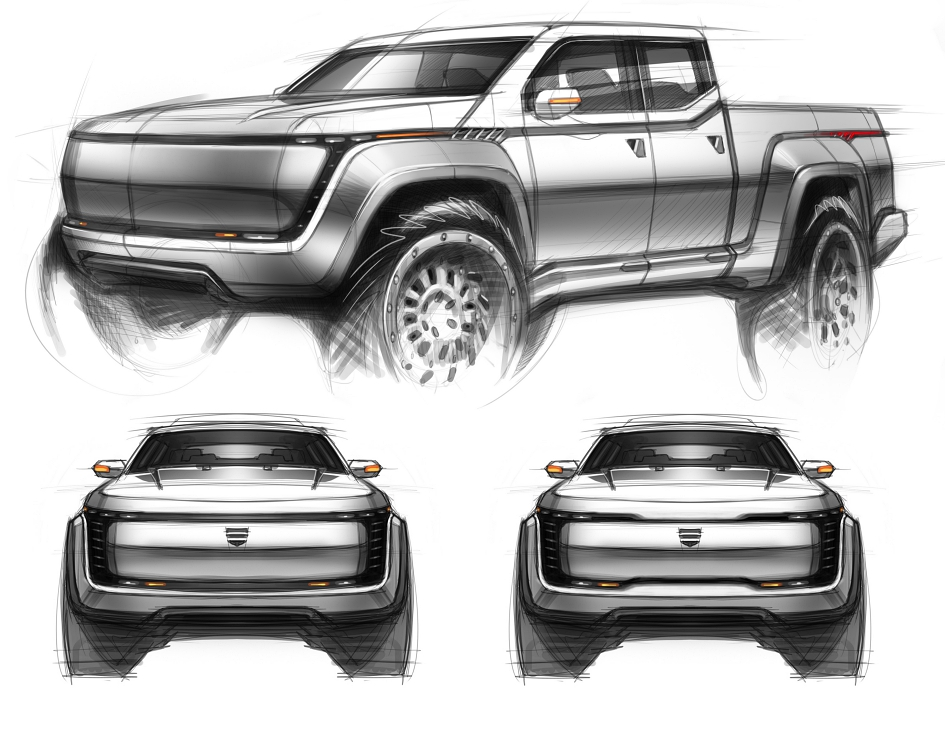 Hydra Design Labs rendering