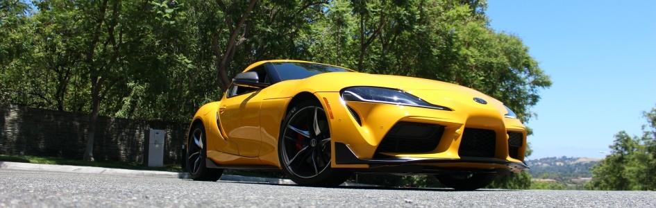 2020 Toyota Supra cover