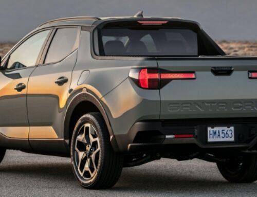 Hyundai Santa Cruz – A Stark Design Expression
